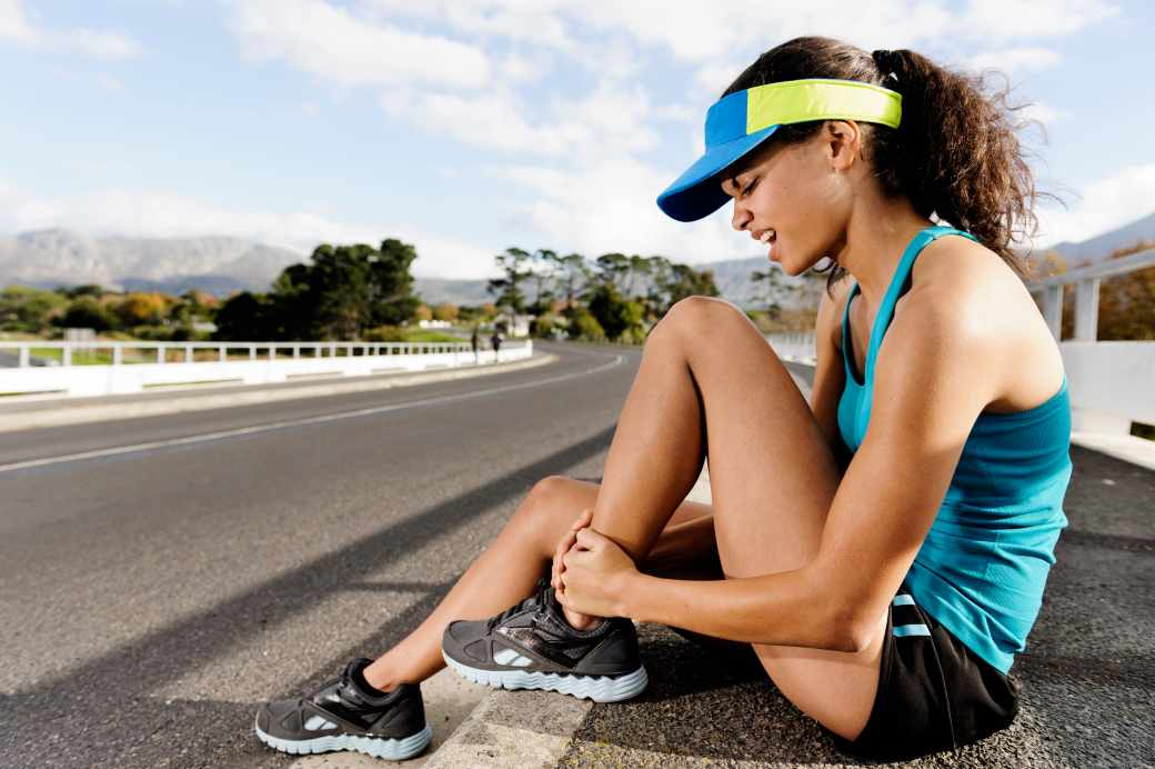 Stress Fractures Account for 20% of Athletic Injuries