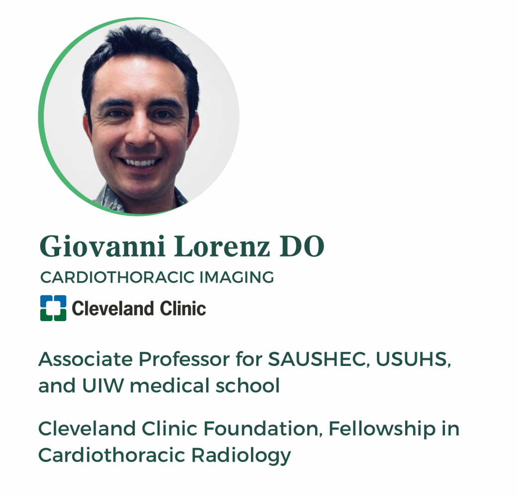 Work with Leading Fellowship Trained Cardiac Radiologists