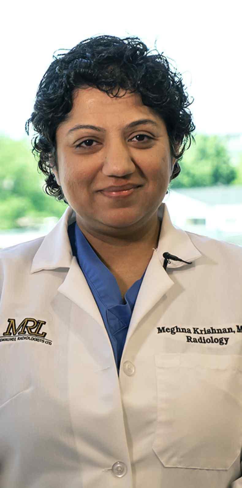Meghna Krishnan M.D.