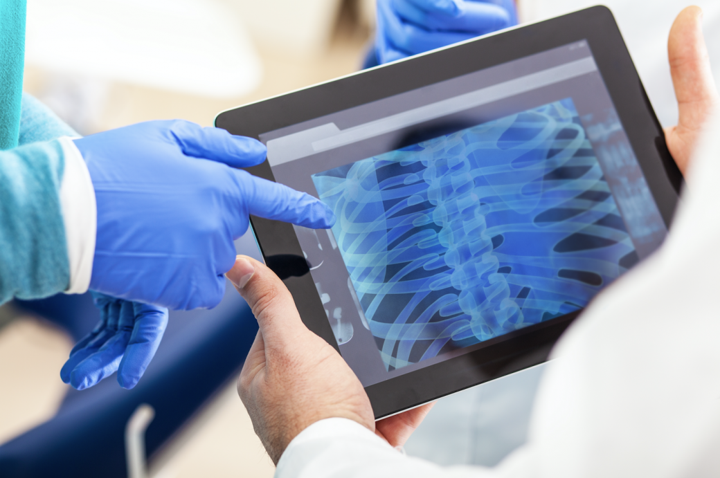 DocPanel Has an Expert Panel of Thoracic Imaging Subspecialty Radiologists