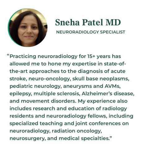 Improve Accuracy with Top Neuroradiology Subspecialists